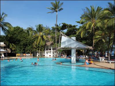 Leopard Beach Hotel