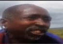 Masai Man Speaking with American Accent