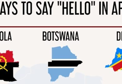 "15 Ways To Say ""Hello"" in Africa"
