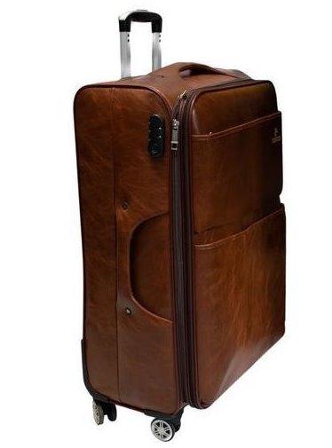 leather travel suitcase kenya
